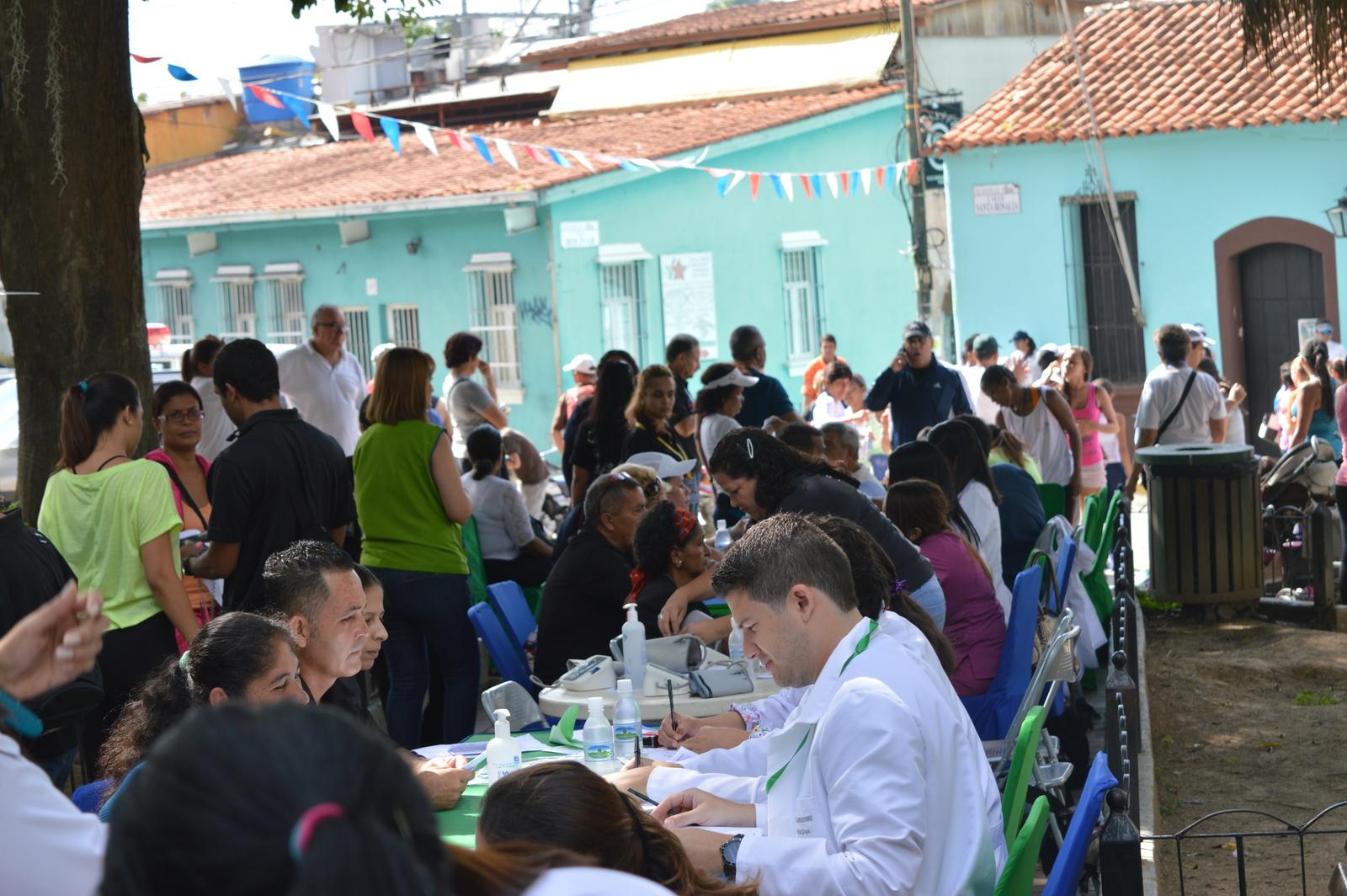 Jornada de atención médica en El Hatillo por el Día Mundial del Corazón