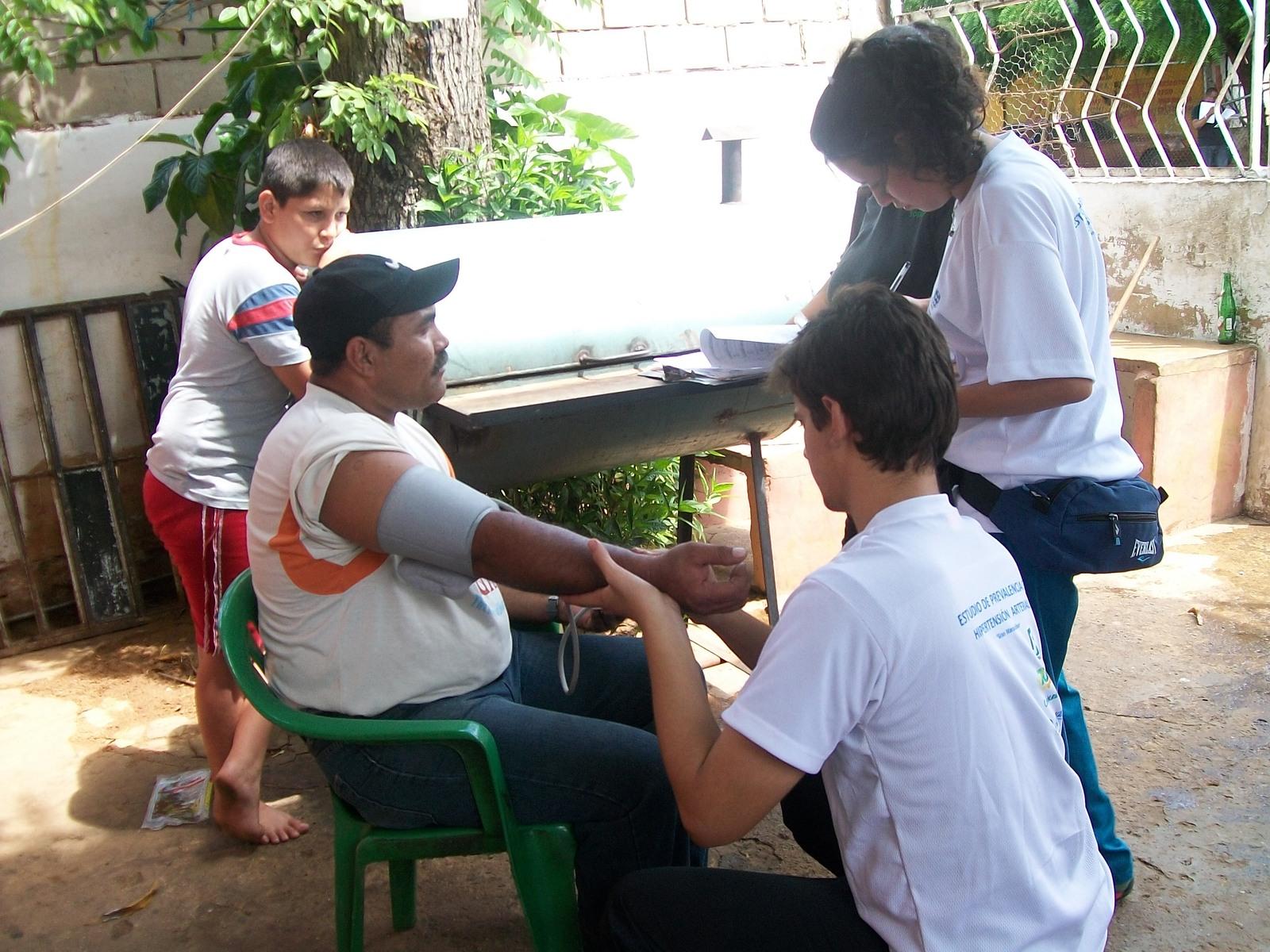 Jornada de atención médica en Maracaibo, estado Zulia